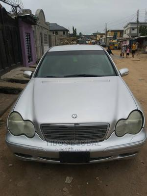 Mercedes-Benz C240 2004 Silver | Cars for sale in Lagos State, Alimosho