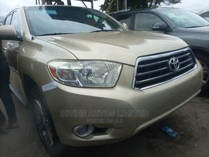Toyota Highlander 2010 Limited Gold | Cars for sale in Lagos State, Apapa