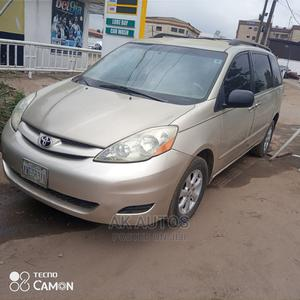 Toyota Sienna 2006 LE AWD Silver | Cars for sale in Lagos State, Ikeja