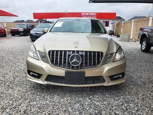 Mercedes-Benz E350 2010 Gold | Cars for sale in Lagos State, Amuwo-Odofin