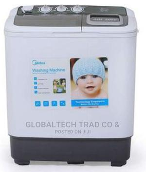 Midea 10KG Twin Tub Top Loader Washing Machine (Wash Spin) | Home Appliances for sale in Lagos State, Ojo