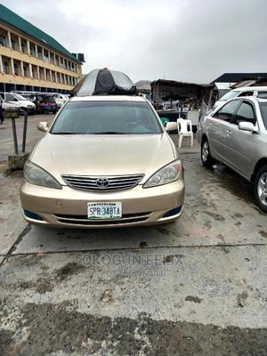 Toyota Camry 2003 Gold | Cars for sale in Bayelsa State, Yenagoa