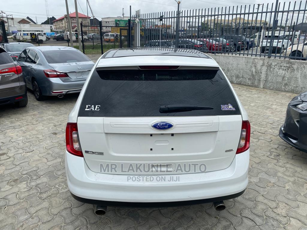 Ford Edge 2011 White | Cars for sale in Lekki, Lagos State, Nigeria