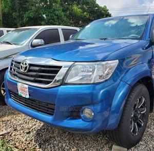 Toyota Hilux 2012 2.7 VVT-i 4X4 SRX Blue | Cars for sale in Abuja (FCT) State, Wuse 2