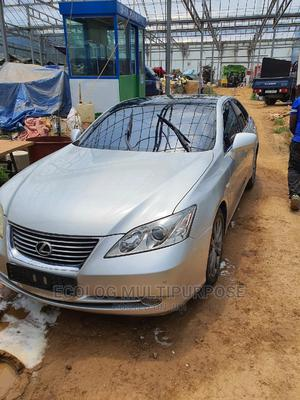 Lexus ES 2008 350 Silver | Cars for sale in Lagos State, Ojo