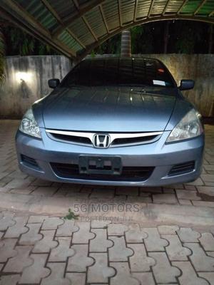Honda Accord 2007 Sedan LX Automatic Blue | Cars for sale in Abuja (FCT) State, Wuse 2
