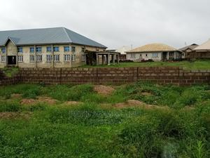 Two Plots of Fenced Land With a Duplex Foundation | Land & Plots For Sale for sale in Ibadan, Akala Express