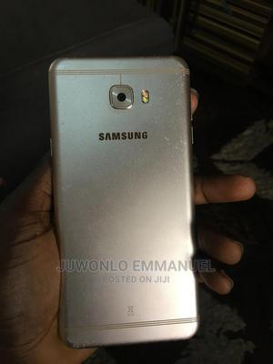 Samsung Galaxy C7 Pro 64 GB White   Mobile Phones for sale in Kwara State, Ilorin South