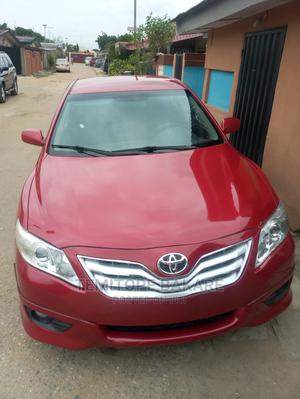 Toyota Camry 2010 Red | Cars for sale in Lagos State, Amuwo-Odofin