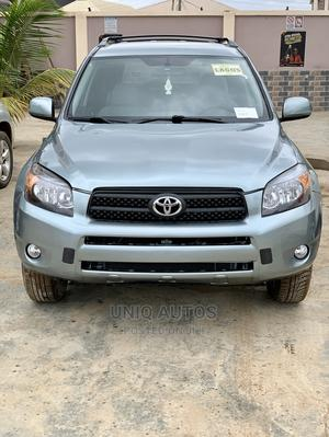 Toyota RAV4 2008 Limited V6 4x4 Gray | Cars for sale in Lagos State, Isolo