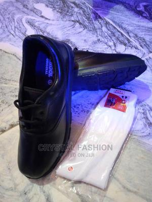 School Shoe With Lace- Wholesales and Retail Available   Shoes for sale in Lagos State, Isolo