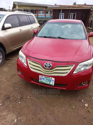 Toyota Camry 2008 2.4 LE Red   Cars for sale in Oyo State, Egbeda