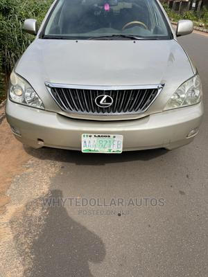 Lexus RX 2008 350 Gold | Cars for sale in Delta State, Oshimili South