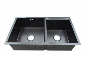 Double Bowl Sink   Plumbing & Water Supply for sale in Lagos State, Ikeja