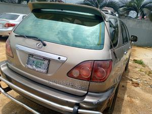 Lexus RX 2000 Gold   Cars for sale in Rivers State, Port-Harcourt
