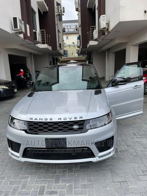 Land Rover Range Rover Sport 2020 Silver | Cars for sale in Abuja (FCT) State, Central Business District