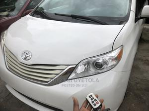 Toyota Sienna 2011 XLE 7 Passenger White | Cars for sale in Lagos State, Ikeja
