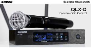 Shure QLXD24/SM58 Wireless Microphone | Audio & Music Equipment for sale in Lagos State, Ojo