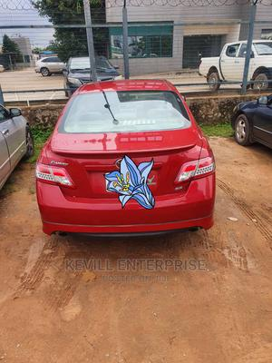 Toyota Camry 2011 Red | Cars for sale in Abuja (FCT) State, Mabushi