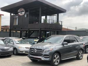 Mercedes-Benz GLE-Class 2017 Gray | Cars for sale in Lagos State, Ogudu