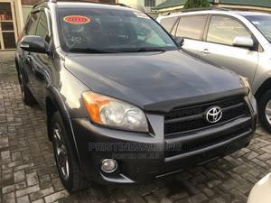 Toyota RAV4 2010 2.5 Sport 4x4 Gray | Cars for sale in Lagos State, Ilupeju