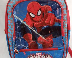 Spider Man Cartoon Character School Bag | Babies & Kids Accessories for sale in Lagos State, Alimosho