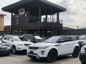 Land Rover Range Rover Evoque 2012 Dynamic White | Cars for sale in Lagos State, Ogudu