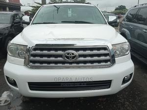Toyota Sequoia 2010 White | Cars for sale in Lagos State, Apapa