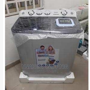 Radof Washing Machine 7kg   Home Appliances for sale in Lagos State, Magodo