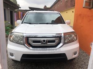Honda Pilot 2010 White | Cars for sale in Lagos State, Ojodu