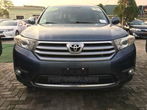 Toyota Highlander 2011 SE Blue | Cars for sale in Lagos State, Ilupeju