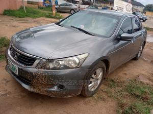 Honda Accord 2009 2.0 I-Vtec Automatic Gray   Cars for sale in Ekiti State, Ado Ekiti