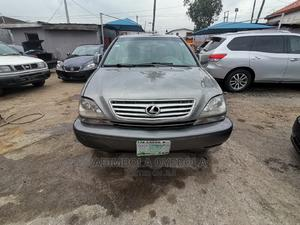 Lexus RX 2001 Gray | Cars for sale in Lagos State, Ikeja