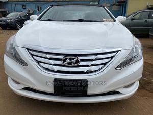 Hyundai Sonata 2011 White | Cars for sale in Lagos State, Ikeja