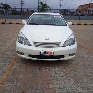 Lexus ES 2004 330 Sedan White | Cars for sale in Lagos State, Alimosho
