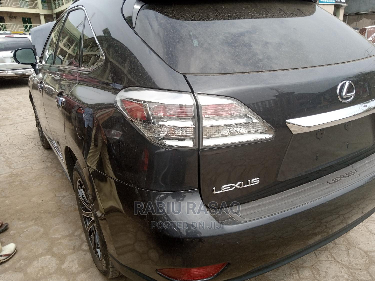 Lexus RX 2010 Gray | Cars for sale in Alimosho, Lagos State, Nigeria