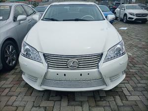 Lexus ES 2010 350 White | Cars for sale in Lagos State, Ajah