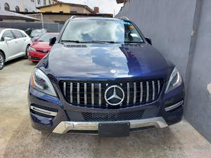 Mercedes-Benz M Class 2013 Blue   Cars for sale in Lagos State, Gbagada