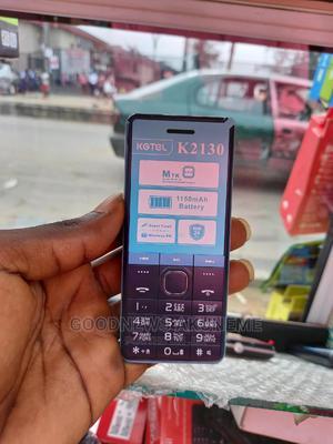 New Kgtel K2160 Blue   Mobile Phones for sale in Rivers State, Obio-Akpor