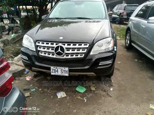 Mercedes-Benz M Class 2011 ML 350 4Matic Black | Cars for sale in Lagos State, Amuwo-Odofin