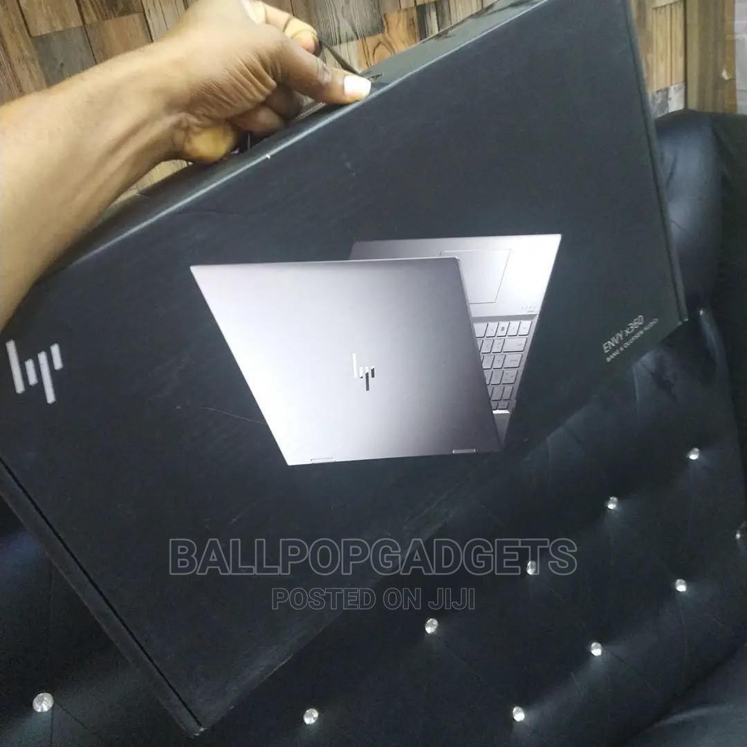 New Laptop HP Envy X360 15t 8GB Intel Core I5 SSD 256GB