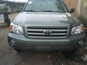 Toyota Highlander 2006 Limited V6 Green | Cars for sale in Lagos State, Apapa