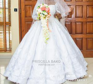 Ball Wedding Gown | Wedding Wear & Accessories for sale in Abuja (FCT) State, Dutse-Alhaji