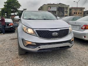 Kia Sportage 2015 Silver   Cars for sale in Lagos State, Yaba