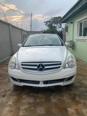 Mercedes-Benz R Class 2007 Off White   Cars for sale in Oyo State, Ibadan