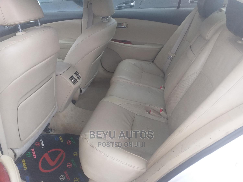 Archive: Lexus ES 2008 350 White