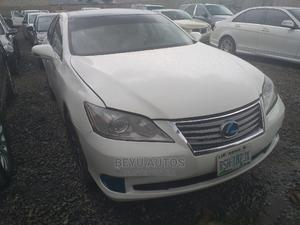 Lexus ES 2008 350 White   Cars for sale in Lagos State, Victoria Island