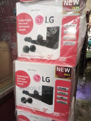 LG Home Theater 358 With Bluetooth   Audio & Music Equipment for sale in Lagos State, Ojo