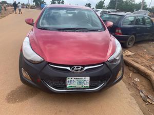 Hyundai Elantra 2013 Red   Cars for sale in Oyo State, Ibadan