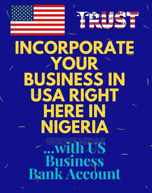Incorporate Your Business In The USA Right Here In Nigeria   Legal Services for sale in Lagos State, Lagos Island (Eko)